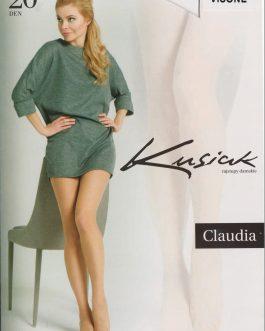 Rajstopy damskie lycra Claudia 20DEN Kusiak