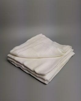 Pieluchy tetrowe białe (10 sztuk)