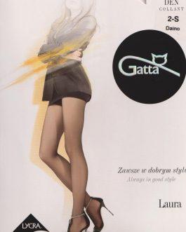 Rajstopy damskie lycra Laura 15DEN Gatta