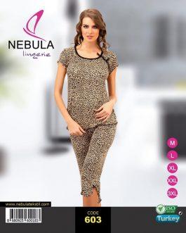 Piżama damska wiskozowa Nebula 603