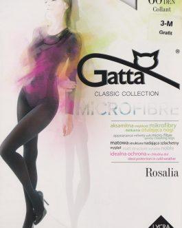 Rajstopy damskie mikrofibra Rosalia 60DEN Gatta