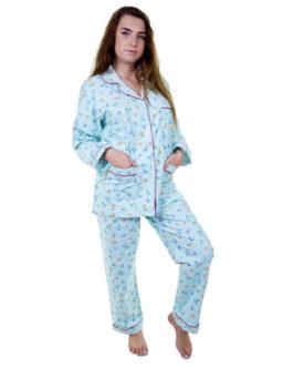 Piżama flanelowa Formax