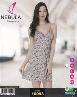 Koszula nocna wiskozowa Nebula 10093
