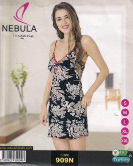 Koszula nocna wiskozowa Nebula 909N