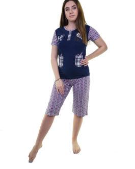 Piżama damska By Emce rozmiar M