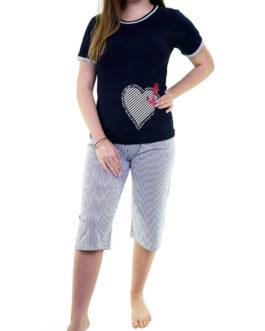 Piżama damska La Penna 17 rozmiar S