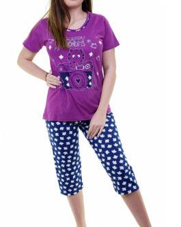 Piżama damska La Penna 18 rozmiar M