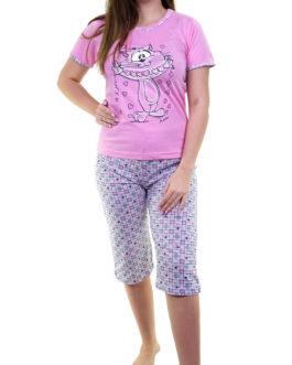 Piżama damska La Penna 1091 rozmiar S