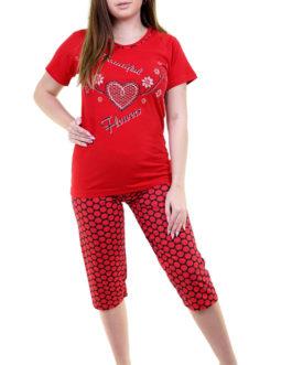 Piżama damska La Penna 5061 rozmiar M