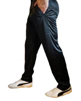 Spodnie męskie dresowe śliskie