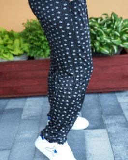 Spodnie ALLADYNKI cienkie długie wzór nr 3