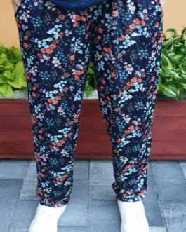 Spodnie ALLADYNKI cienkie długie wzór nr 5