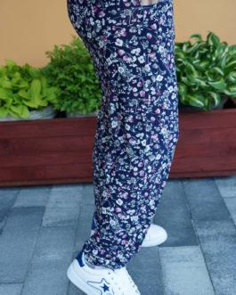 Spodnie ALLADYNKI cienkie długie wzór nr 6