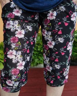 Spodnie ALLADYNKI cienkie 3/4 wzór nr 3